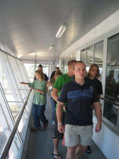 Exkurze do Budvaru